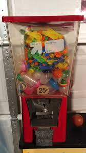 Eagle Vending Machine Impressive Quarter Machine Balloon Dispenser Clown Or Party Station