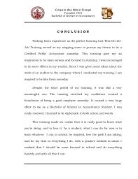 narrative report in ojt 51