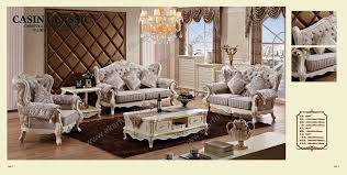 china luxury french style sofa set furniture rococo sofa supplier