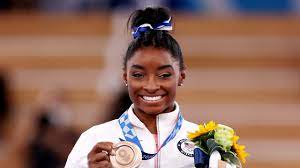 Tokyo Olympics With Curly Box Braids ...