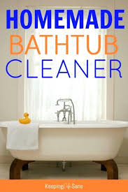 vinegar for bathtub cleaning excellent cleaning bathtub with vinegar and baking soda cleaning the bathroom cleaning bathrooms with