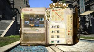 final fantasy xiv wondrous tails screenshot