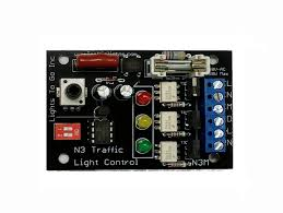 How To Make A Traffic Light Sequencer Ac Traffic Light Controller Digital Sequencer N3 3 Light Controller