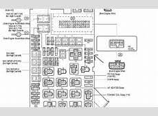 fuse box diagram toyota avalon fuse wiring diagrams online