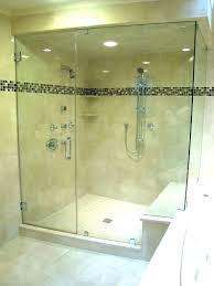 how to install a shower door cost to install shower door shower installation cost install glass