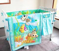 free sea world ocean baby bedding set baby crib set for boys ropa de cuna comforter