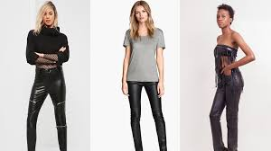 9 trendy leather jeans for men and women in india