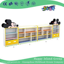 primary school large kids toy wooden train storage combination furniture m11 08403