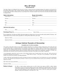 Bill Of Sale For Car Nc Sample Of Bill Saleor An Automobileree Kansasorm Pdf