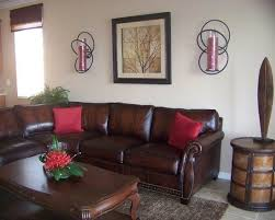 Living Room Mesmerizing red and brown living room Ideas Grey And