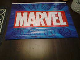 marvel toys r us vinyl display banner sign 1 of 1only 1 available