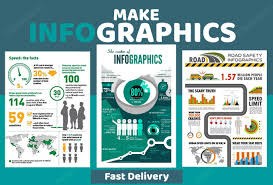 How To Make A Creative Chart Create A Creative Infographic Charts Design Within 24hours