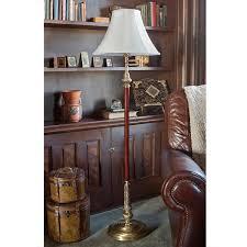 victorian swing arm floor lamp