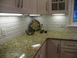 Subway Kitchen Tiles Backsplash Kitchen Astounding Beige Ceramic Subway Tiles For Backsplash