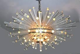 midcentury chandelier
