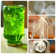 Diy Jellyfish Decorations Jellyfish In A Jar This Looks Pretty Cool Kids Pinterest
