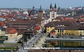 Würzburg is a city in the traditional region of franconia in the north of the german state of bavaria. Wurzburg Germany The City At The Start Of The Romantic Road