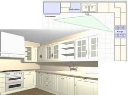 L-Shaped Kitchen Plans