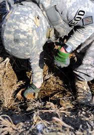 u s department of defense photo essay u s army staff sgt matthew arnold prepares the site prior to demonstrating a controlled explosion