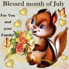 Image result for july blessings images