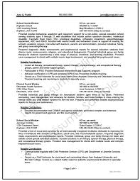 social workers resumes federal social worker resume writer sample the resume clinic