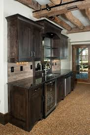Basement Kitchens 17 Best Ideas About Bar Cabinets On Pinterest Built In Bar