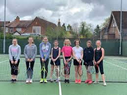 """Grantham Tennis Club & Gym on Twitter: """"The U14 girls' side beat Boston B  4-2 on Sunday. Representing Grantham were Polly Cullen, Ava Holt, Izzie  Clarke and Charlotte Cole. In Izzie and"""