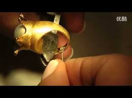 视频 04 jewellery laser welding jewelry welding