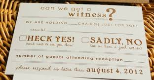 Marvellous Funny Wedding Rsvp Card Wording 10 Hilarious Rsvp Cards
