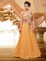Cheap Designer Gowns Online Online Shopping Indian Designer Wedding Gown At Parisworld
