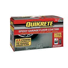 gray garage floor coating