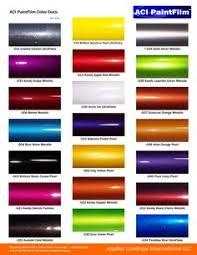 Automotive Paint Color Chart 108 Best Auto Paint Colors Codes Images Paint Color
