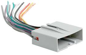 metra 70 5520 receiver wiring harness connect a new car stereo in 2014 Mustang Wiring Harness Metra metra 70 5520 receiver wiring harness connect a new car stereo in select 2003 up ford, lincoln, mercury, and hyundai vehicles at crutchfield com Metra Wiring Harness Colors
