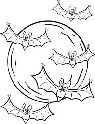 Bat Pictures To Color Batman Coloring Pages To Print Sheets Spider