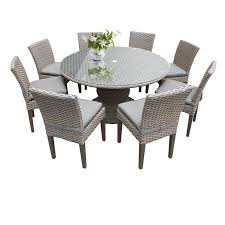 glass top patio dining set off 63