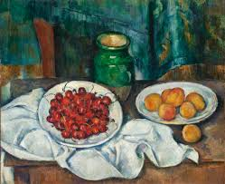 file paul cezanne still life with cherries and peaches 1885 1887