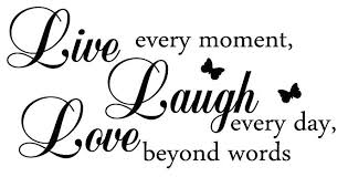 LoveLaugh Live Quotes Live Love Laugh Decals Completed Live Laugh Love Quotes Butterflies 7