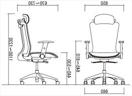computer chair height for better experiences willow tree