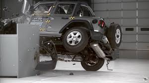 Decreasing your jeep wrangler insurance costs. Surprising Iihs Jeep Wrangler Crash Test Offers Shops A Reminder To Follow Best Practices Repairer Driven Newsrepairer Driven News
