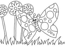Flower Garden Coloring Pages Printable Color Bros