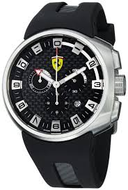 ferrari f1 podium carbon fiber chronograph dial mens watch fe 10 ferrari f1 podium carbon fiber chronograph dial mens watch fe 10 acc cg
