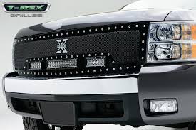 2009 Chevy Silverado Led Light Bar Pasmag Performance Auto And Sound T Rex Grilles Torch