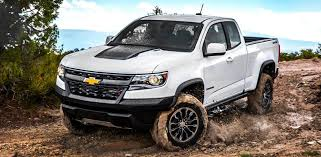 Chevy ColoradoZR2 Named Best Pickup Truck of 2018 - Sunrise Chevrolet