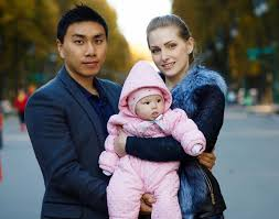Russian women ladies for china