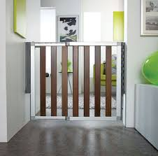 stylish child proofing  loft baby gate from munchkin childsafety
