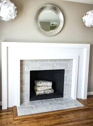 painting tile fireplace fireplace makeover part 3 deliciously done painting ceramic tile fireplace hearth