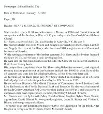 Good Obituary Examples – Bonniemacleod
