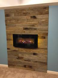 20 Nature Loving Fireplace Ideas Reclaimed Wood Fireplace Surround ...