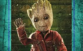 Baby Groot 4K Wallpapers ...