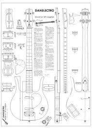 danelectro longhorn plan model download a free copy! build your Danelectro Longhorn Wiring Harness danelectro longhorn plan model download a free copy! build your own! become famous! bils guitars collection pinterest guitars, bass and instruments